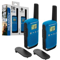Intercomunicadores S/ Fios 4Km - Motorola