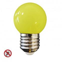 Lâmpada LED E27 1,5W Amarela