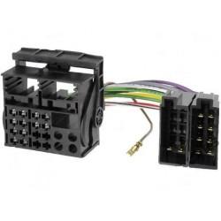 Adaptador para Auto-Rádio - ISO Macho para Delta 4, MFD2, RNS 2, RNS 300