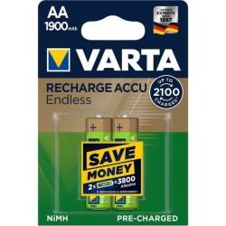 Bateria 1.2v-1900mA AA Ni-Mh BL2 – Varta