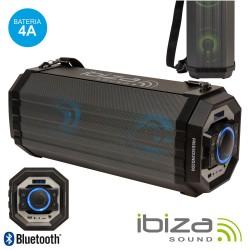 Coluna Bluetooth Portátil - Ibiza