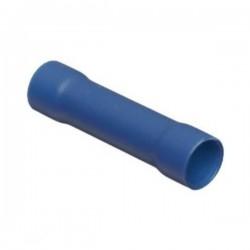 Ligador Isolado Fêmea Redondo 1.5-2.5mm² Azul