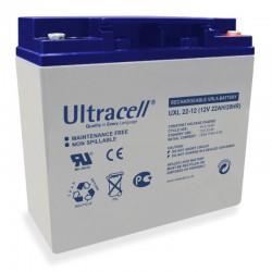 Editar: Bateria Chumbo 12V 22A Longa Duração - Ultracell