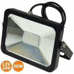 Projector LED 12..24V 30W 4000K 2400lm Ip65 Slim