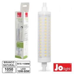 Lâmpada LED R7s 118mm 10w 4000k 1050lm