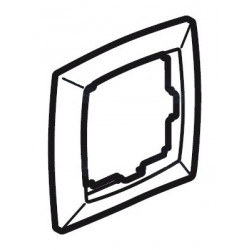 Espelho simples branco - Legrand