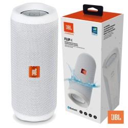 Coluna Bluetooth 2x8w IPx7 Branco - JBL