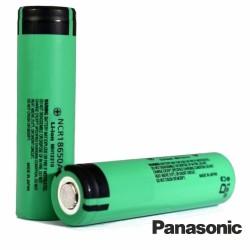 Bateria 3.6v - 3100mA Lithium 18650 Recarregável - Panasonic