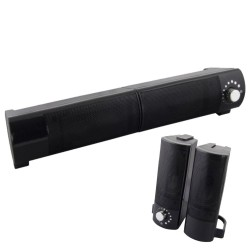 Colunas Pc 2.0 2x2.5W USB - Esperanza