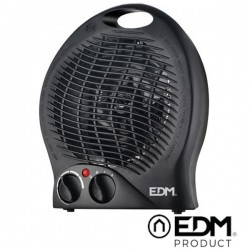 "Aquecedor Vertical 1000-2000W ""black Edition"" - EDM"
