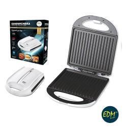 Sanduicheira grelhador 1400w 255x215mm - EDM