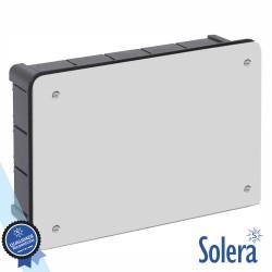 Caixa Estanque Embutir 160x100x50mm C/ 16 Entradas - Solera