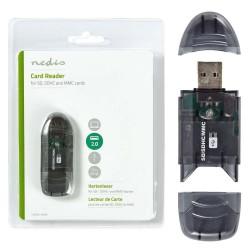 Leitor Cartões De Memória SD / SDHC / Mmc / USB