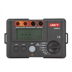 Medidor de Resistência de Isolamento UT501A - Uni-T