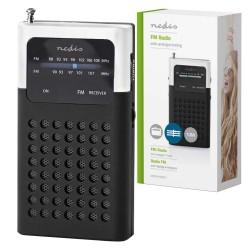 Rádio Portátil AM/FM De Bolso Coluna 1.5 A Pilhas - Medis