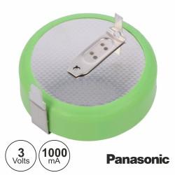 Pilha Lithium Botão BR2477A 3v 1000ma - Panasonic