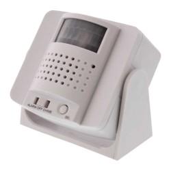 Campainha S/ Fios C/ Sensor Movimentos 18 Tons - Well