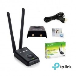ANTENA ADAPTADOR USB WIRELESS N300MBPS H.P. - TP-LINK TL-WN8200ND