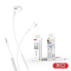 Auscultadores C/ Fios Stereo 93dB Branco - XO