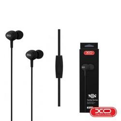 Auscultadores C/ Fios Stereo 91dB Preto - XO
