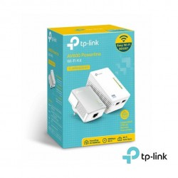 Extensor Wifi Power-Line Tp-Link