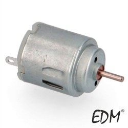 Motor Dc 1.5 - 6v 2200rpm 21x25mm