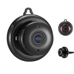 Camara Vigilância HD 720P / 1080P IP C/ Áudio