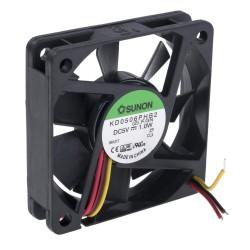 Ventilador P/ Dessip. 60x60x15mm 5v 3fios