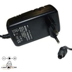 Alimentador 12VDC 2.0A 24W 5.5x2.1x10mm