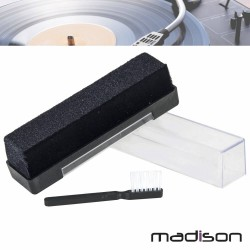 Kit Limpeza P/ Disco Vinil - Madison