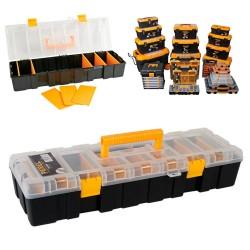Caixa Organizadora C/ 9 Compartimentos Amovíveis - VELLEMAN