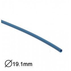 Manga Termoretractil 1m 2:1 Ø12.7»6.35mm Azul
