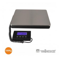 Balança Postal C/ Visor Digital 150Kg / 50G - Velleman