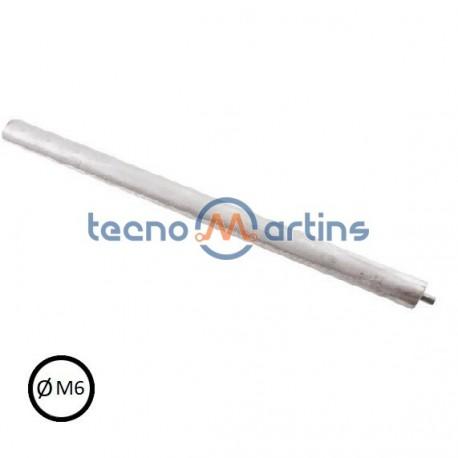 Anodo Magnesio P/ Termoacumulador M6 Ø16x200mm