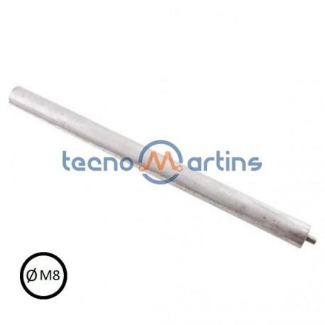 Anodo Magnesio P/ Termoacumulador M8 Ø22x315mm