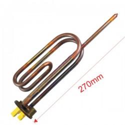 Resistência Termoacumulador 2200W c/Suporte do Anodo - Ariston