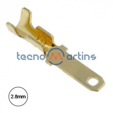 Terminal Faston Macho 2.8mm