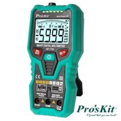 Multímetro Digital 3 5/6 Dígitos True Rms - PROSKIT