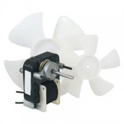 """Motor Ventilador """"NO FROST"""" Universal c/2 Turbinas"""