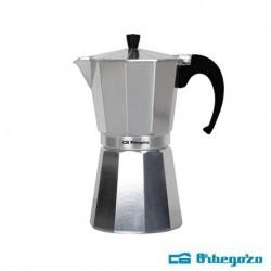 Cafeteira de Aluminio Capacidade 6 Chavenas - Orbegozo
