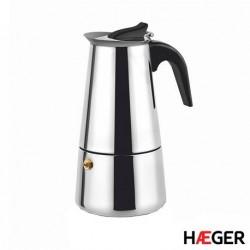Cafeteira INOX Capac. 6 Chavenas - HAEGER