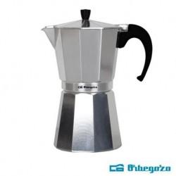 Cafeteira de Aluminio Capacidade 9 Chavenas - Orbegozo