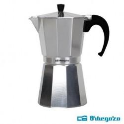 Cafeteira de Aluminio Capacidade 10 Chavenas - Orbegozo