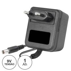 Alimentador Ac-Ac 9V 1000mA 5.5x2.0mm