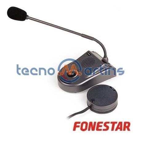 Intercomunicador de guiché - FONESTAR