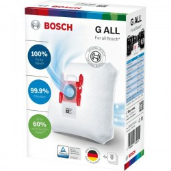 Sacos Aspirador (Pack4+1F) - BOSH / SIEMENS