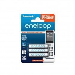 Bateria Ni-Mh AAA 1.2V 800mA (3x) – Panasonic Eneloop