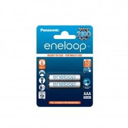 Bateria Ni-Mh AAA 1.2V 550mA (3x) – Panasonic Eneloop Lite