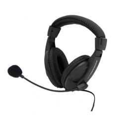 Auscultadores Stereo C/ Microfone