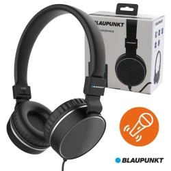 Auscultadores Stereo C/ Fios C/ Micro - BLAUPUNKT